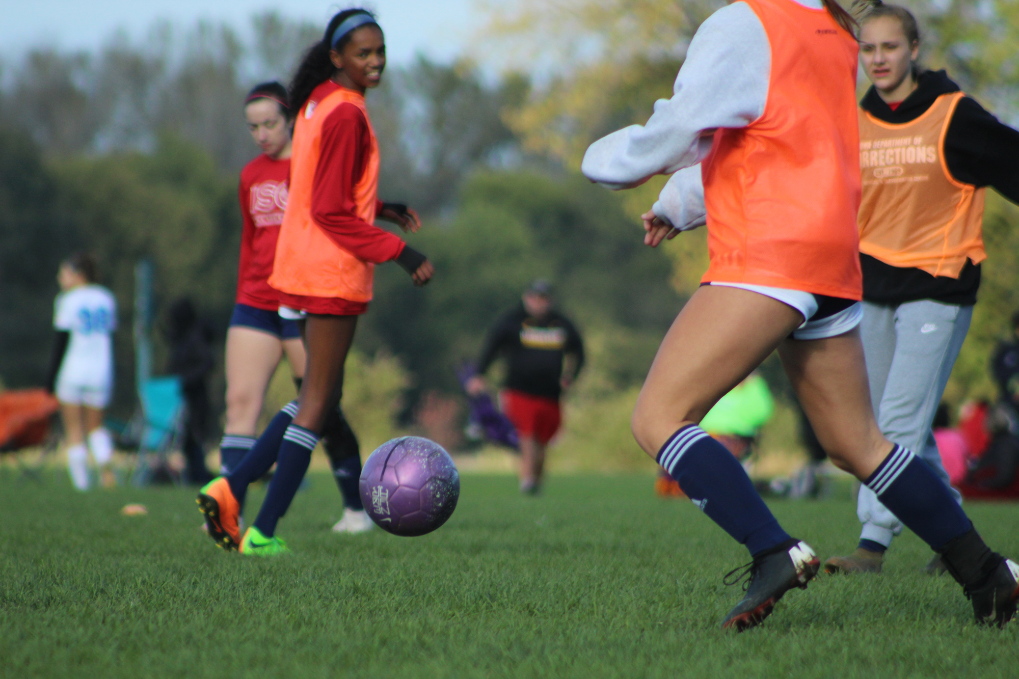 CDL | Girls Competitive Soccer